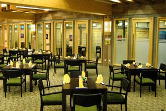 LOMBARDI DINING ROOM  Hotel St Moritz